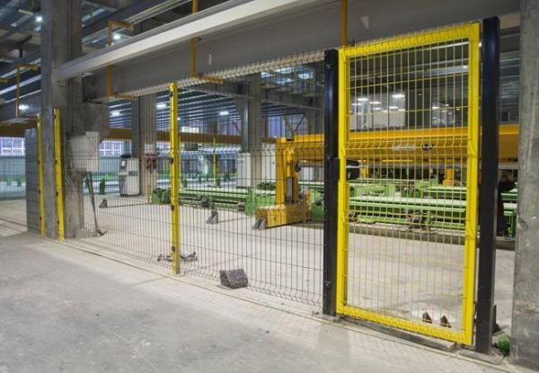 Ворота и калитки для панельных ограждений